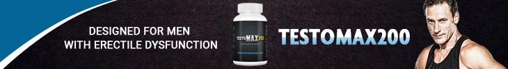 Testomax200 erectile dysfunction