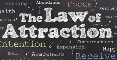 The Universal Law of Attraction – The Power of Positive Thinking